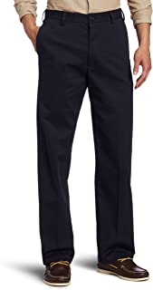 IZOD Men's American Chino Flat-Front Straight-Leg Pant