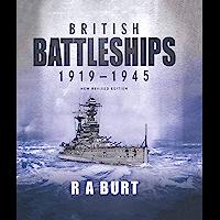 British Battleships 1919-1945 (English Edition)