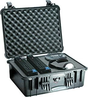 PELICAN 派力肯 #1550 安全箱摄影器材防护箱中型箱 (黑色) 空箱(亚马逊进口直采,美国品牌)