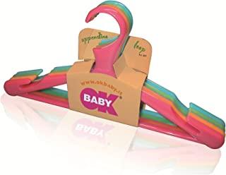 OkBaby 38870040 套装 儿童衣架 塑料材质