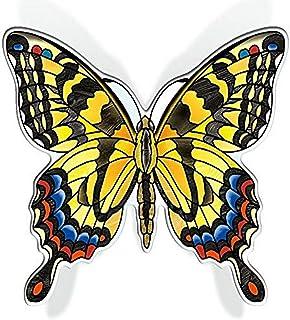 Amia,两件套 老虎燕尾蝴蝶,丙烯酸磁铁,多色