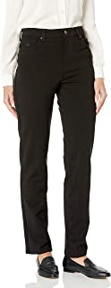 Gloria Vanderbilt 女士 Amanda Ponte 针织裤