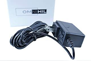 [UL 认证] OMNIHIL 8 英尺长 AC/DC 适配器兼容电源适配器725-06121A 兼容 MTD 电源
