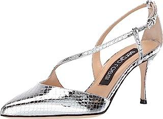 Sergio Rossi 女士 Godiva 高跟鞋