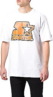 STARTER BLACK LABEL 男士入门篮球皮肤运动衫 T 恤
