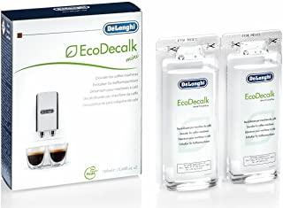 DeLonghi Eco 3.4 Ounce Mini Descaler, Set of 2