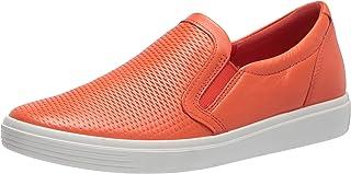 ECCO 女式柔软经典一脚蹬运动鞋