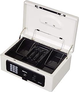 Sentry 手提保险柜 数字键式 一键开启 A5 纸 浅灰色 DCB-32