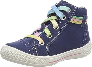 Superfit 女孩 Tensy 高帮运动鞋