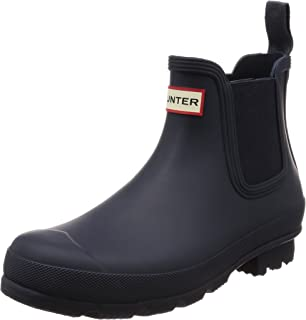 Hunter Original Men's Chelsea Boots 海蓝色 8 D(M) US