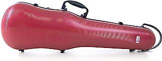 PURE GEWA 形状小提琴盒,聚碳酸酯 1.8 红色,尺寸 4/4