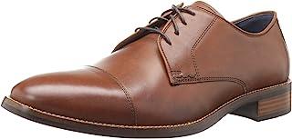 Cole Haan Lenox Hill Cap 男士牛津布皮鞋