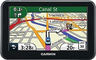 Garmin nüvi 便携式的 GPS 全球定位系统 / 导航仪010-00991-01 基本型号 5.80in. x 4.60in. x 2.60in. 黑色