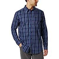 Columbia Men's Vapor Ridge III Long Sleeve Shirt, Button D…