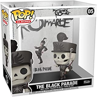 Funko 53079 MCR POP 相册: My Chemical Romance-The Black Parade,多色