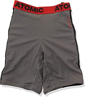Atomic 女士/男士滑雪保护器 Live Shield 短裤 尺码 XS,灰色/黑色,AN5205026XS