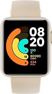 Xiaomi 小米 Mi Watch Lite 智能手表 小米1.4 英寸 TFT 液晶显示屏 - 充电时间长达 9 天 - 11 种运动监控 - 象牙色