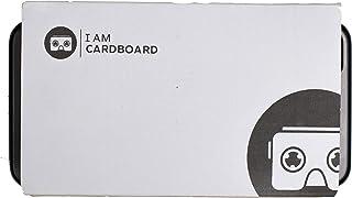 v2.0 I AM CARDBOARD? VR CARDBOARD 套件 - 灵感来自谷歌纸板 v2(白色)