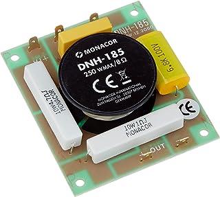 Monacor 250W/5500Hz 单核高通道过滤器,适用于 Hi-Fi 和 PA