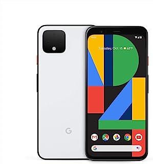 Google 手机 Pixel 4 - 64GB - 已解锁-清晰白色