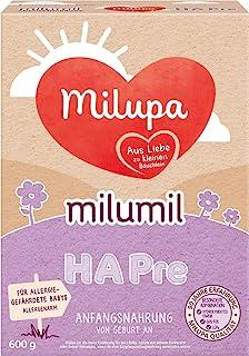 Milupa Milumil HA 从出生开始的预配方奶 600g