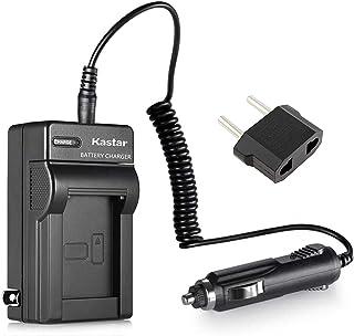 Kastar 充电器套件替换件适用于索尼 NP-FM30 NP-FM50 NP-FM51 NP-QM50 NP-QM51 NP-FM55H NP-FM70 NP-FM90 NP-QM71 NP-QM71D NP-QM91 NP-QM91D 电池...