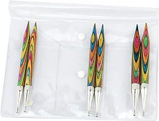 KnitPro Symfonie 可互换针套装(厚),多颜色