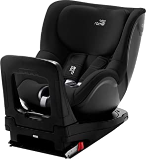 Britax 宝得适 Römer DUALFIX Z-LINE, 可转向儿童汽车座椅, i-Size (61-105cm) 黑色