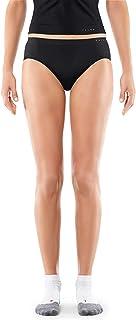 FALKE 女式凉爽内裤 - 运动性能面料,多种颜色,尺码 XS-XL,1 件 - 适合徒步旅行/徒步旅行的底层:透气,吸汗,快干,冷却效果