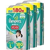 Pampers 纸尿裤清爽护理 L(9~14kg) 180片(60片X3)