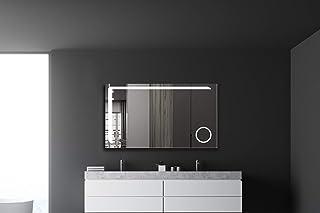 Talos Arrow LED 浴室镜 120 x 70 厘米