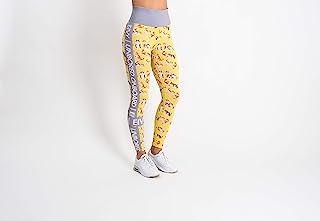 Eivy 女士紧身裤 – 折边坡跟打底衫
