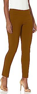 Van Heusen 女式超弹力修身全长套穿裤