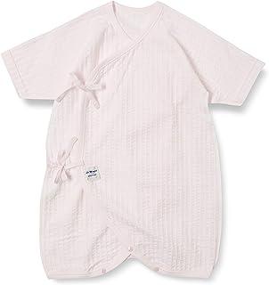 村信 La Morfet 加工 Knit Soccer 婴儿连体内衣 日本制造 粉色 70