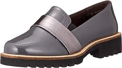 TEANE 乐福鞋 美丽风格百搭的中性懒人鞋 女士