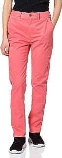 Superdry 极度干燥 女士修身斜纹棉布裤