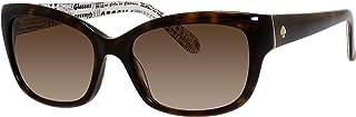Kate Spade 凯特·丝蓓 Johanna/S 女式矩形太阳镜 + 免费赠送眼镜套装