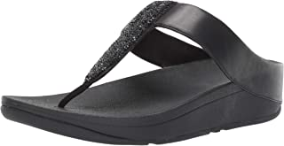 Fitflop Sparklie Roxy Toe Post 女士拖鞋
