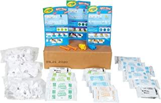 Crayola 绘儿乐 Build A Beast 套装,神奇模型套装,蒸汽/杆学习玩具,儿童礼物,5、6、7、8