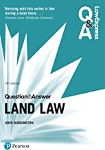 Law Express Question and Answer: Land Law PDF eBook (Law Express Questions & Answers) (English Edition)