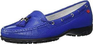 MARC JOSEPH NEW YORK 女士皮革巴西制造春季街头高尔夫鞋