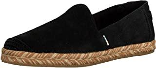 TOMS - 女式 Pismo 帆布便鞋