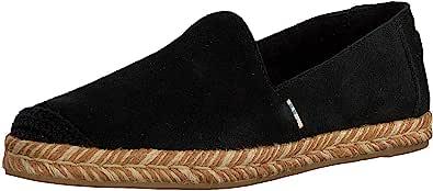 TOMS – 女式 Pismo 帆布鞋