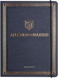 Erik 子弹日记本 Premium Atletico de Madrid– 硬封面记事本