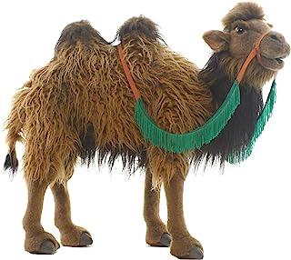 Hansa Bactrian 2 Hump Camel 毛绒玩具