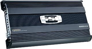 SSL F5000D FORCE 5000W D 类单锁放大器,配有遥控低音炮水平控制