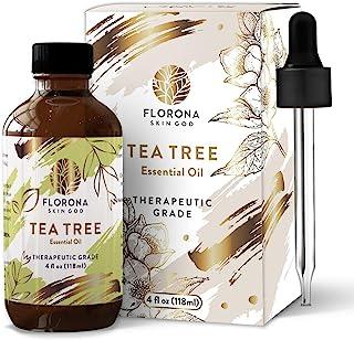 Florona *精油,113.4g 美国农业部*认证 茶树 4 盎司