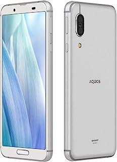 SHARP 夏普 智能手机 免SIM AQUOS sense3 银白色 SH-M12-S