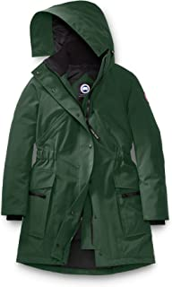 加拿大鵝女式 kinley 派克大衣