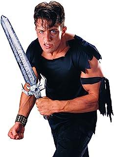 骷髅战士剑服饰配件/道具